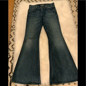 7 for all Mankind bell bottoms